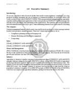 Business Plan for  Nutrient Management Business